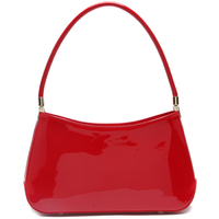 CSS1135-001 Elegance trendy red patent leather hobo bags sling bag for woman