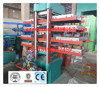 hot sale 50tons rubber tile vulcanization press/ metal boned rubber parts molding press