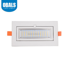 square 15 watt samsung Chip SMD mini recessed downlight led price