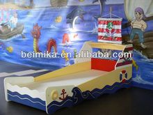 Pirate Ship Bed sport car beds
