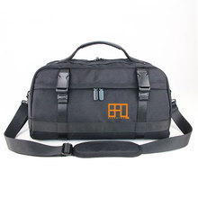 12years bag factory supply OEM new design polyester travel duffel bag