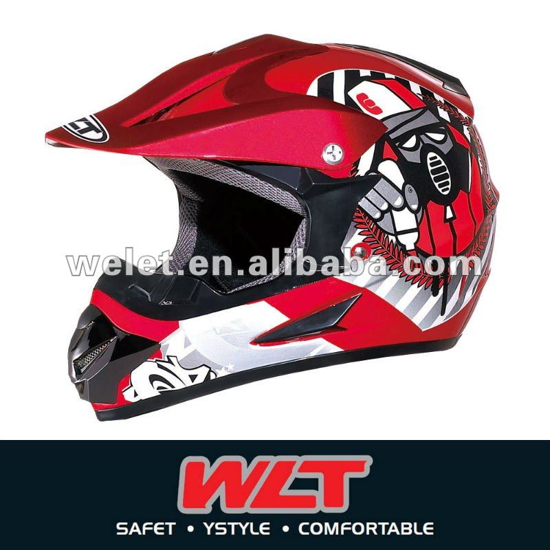 Dirt Bike Helmet wlt-125
