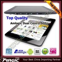 9.7 inch zepad tablet zenithink c97