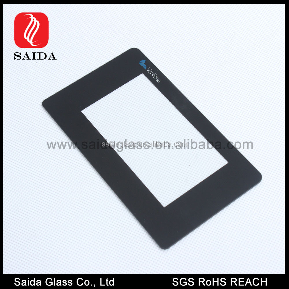 low reflectance glass/heat tempered AR coating/anti reflective glass for industrial control panel