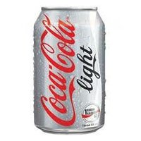 cocacola light Soft Dtink 330ml