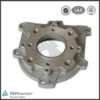 custom high precision zinc die casting zamak casting with chrome