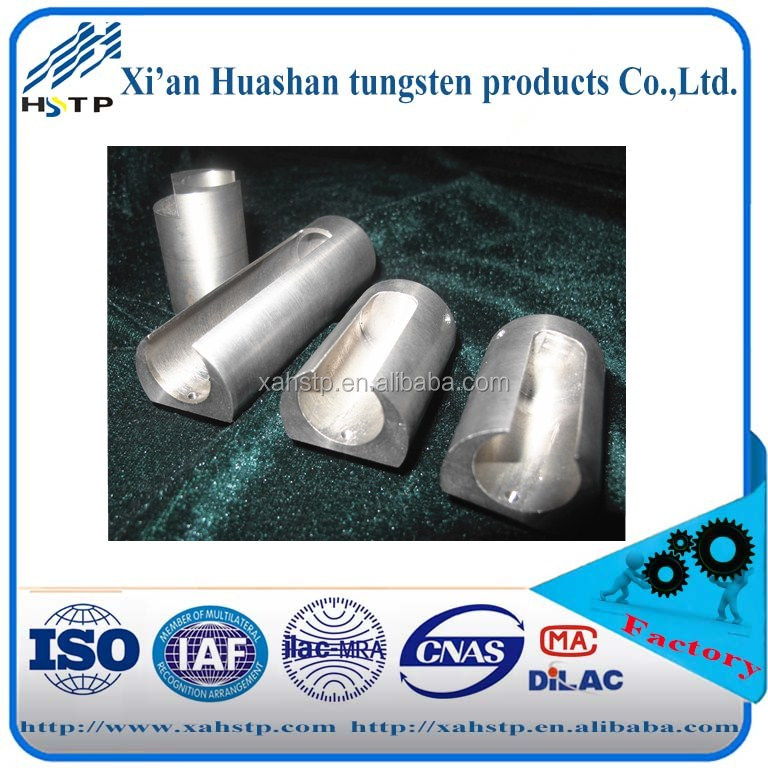Tungsten medical anti radiation material