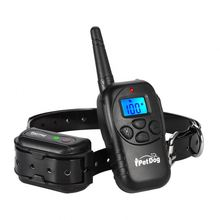 RoblionPet 1000ft Range Remote Dog Training Collar 100% Waterproof with Beep Vibration and Shock /Dog Bark Stop Collar