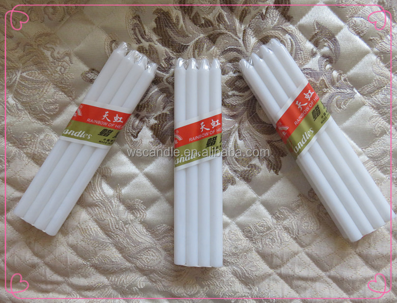 Candle export Wholesale white pillar candle with good quality