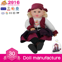 Bjd Movable Body With Toys For Kids 2016 Girl Doll