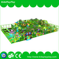 indoor playground vs trampoline park large combination play centre