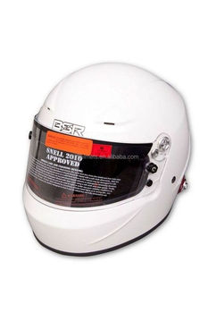 2013 Hot Sale helmet for F1 racing SNELL SAH2010 FIA8858 -2010 standard