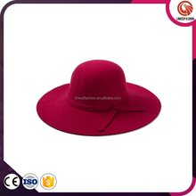 Cheap and high quality kids fedora hat
