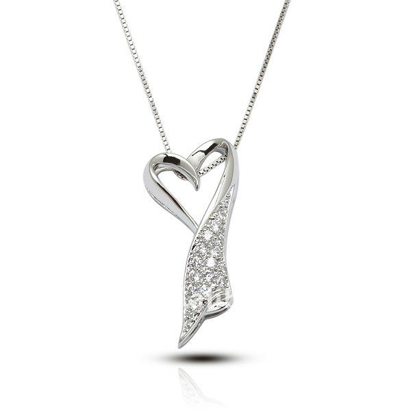 heart lover necklaces