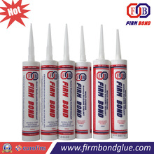 300ml Clear/Black/White Acetic Anti-Mildew Silicone Sealant