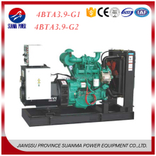 High quality fuel efficient 30KVA Diesel Electric Generator Set at 380V 50Hz