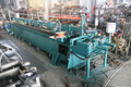 Improve productin efficiency peeling machine without heading double bar