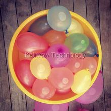 hot-sale summer gaming water balloons bunch 111 balloons filled in one minute