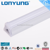 CE Rohs DLC integrated led waterproof t8 tube 18w 1200mm t8 wc tube
