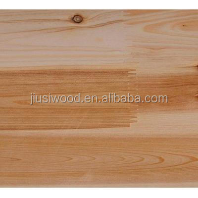 Spruce wood finger jointed boards for furniture