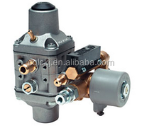 Compressed Natural Gas E4-mark pressure reducer