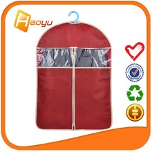 New product China alibaba supplier garment bag dry cleaning as garment bag