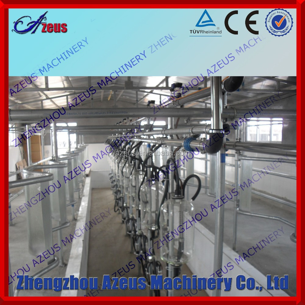 2014 hot selling milking parlour herringbone dairy cow for Parlour equipment