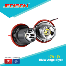 High Power 10W E60 5-Series E39 led angle eye bulb halo ring marker lights case for BMW