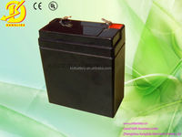valve regulated Maintenance free Lead acid battery 4v2ah for electronic scale