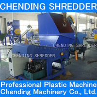 CHENDING Heavy duty double shaft plastic shredder and crusher