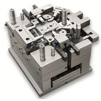 Spare Parts Plastic Injection Moulding Maker