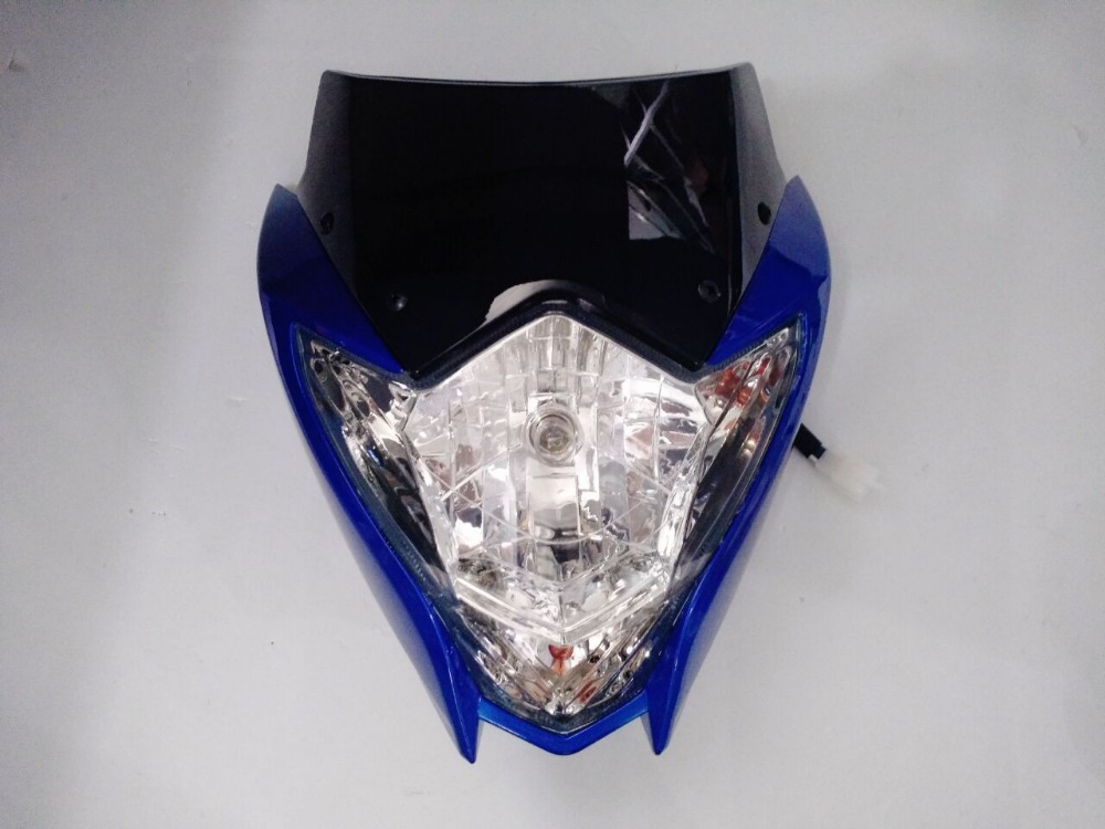 Motorcycle head lamp for Raider150 new SUZUKI