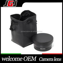 For Nikon D3100 D7200 D7100 D5200 0.45x43mm Camera Wide Angle Lens