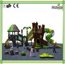 KAIQI GROUP Ancient Tribe Series kids favorite attractions outdoor gym playground equipment