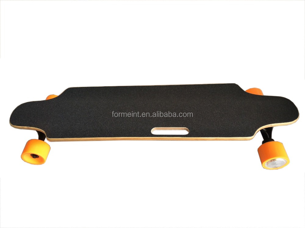 Wholesale 1800W Dual In-Wheel Motor Longboard Boosted Electric Skateboard