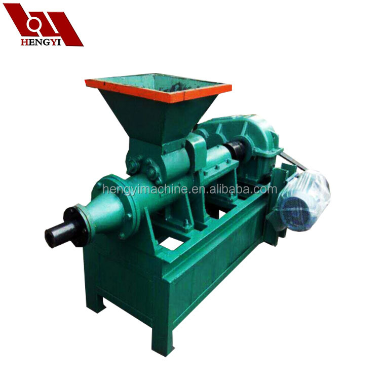 New design bbq coal rod forming machine /carbon rods making machine for sale