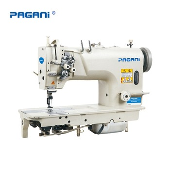 PGN-8420/High-speed double needle mini-oil lockstitch sewing machine series