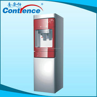 office water dispenser with refrigerator for ice maker