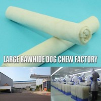 2015 new dog bleached rawhide dog toy dancing dog toy chips 2014 hot and Dogs Food
