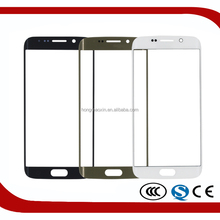 Hot sell good quality factory Price Brand new S6 edge outer glass for samsung galaxy s6 edge lcd touch