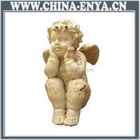 China Wholesale Custom cast iron angel