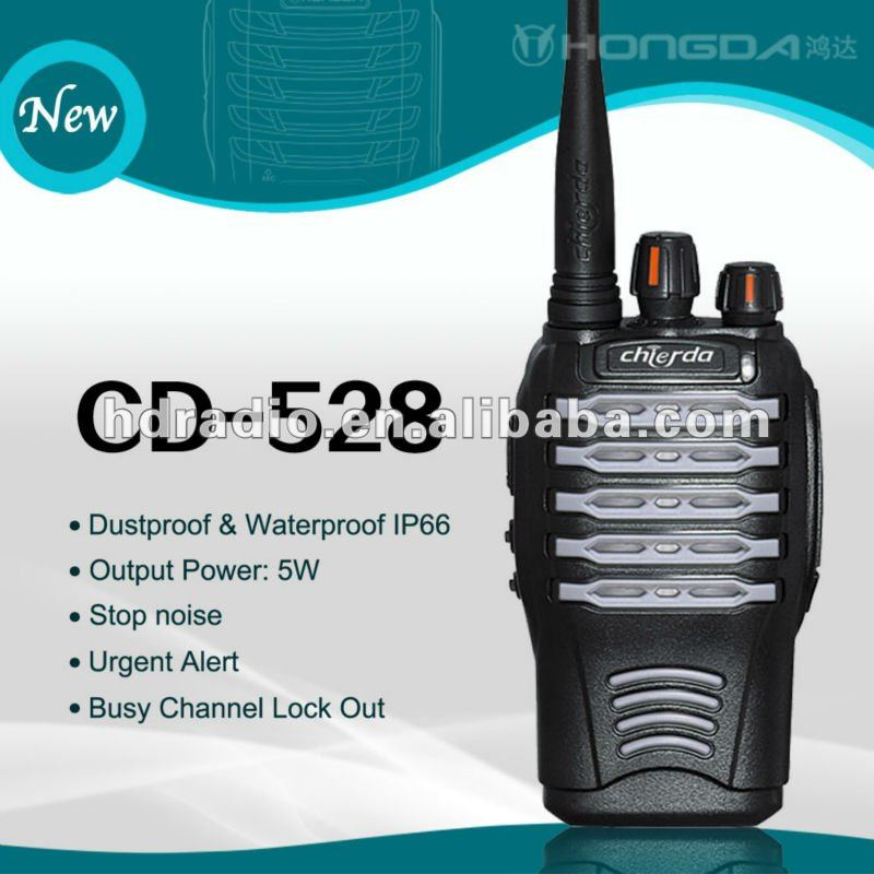 FCC Passed Water proof Two Way Radio(CD-528)