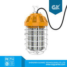 Portable Temporary working lamp Outdoor Work LED Corn Bulb Lamp 5 Years Warranty IP64 UL/CE/DLC for