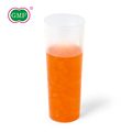 PP 10oz high ball fancy plastic cups for sale