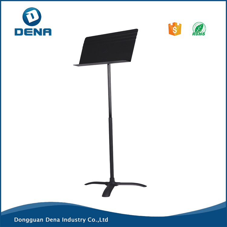 High Grade Aluminum Large Music Stand from china