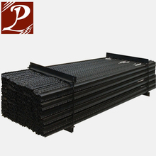 Alibaba China supplier metal fence pole