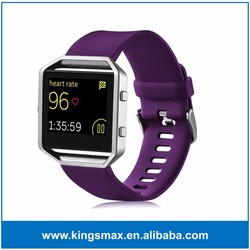 Silicone strap for Fitbit blaze,Silicone rubber band for Fitbit Alta,Replacement band for Fitbit