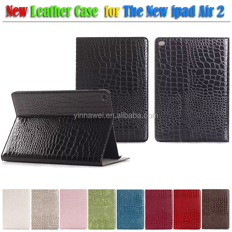 "New Arrival For IPAD Case 9.7"", For IPAD Leather Case For ipad Air 2 Cover"