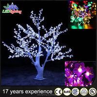2m High Led Cherry Tree/led Cherry Blossom Tree Light/led Tree