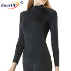 Copper Compreesion Sports Moisture Wicking Pain Relief Dri Fit Long Sleeve Shirts Wholesale